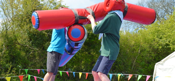 Beavers & Cubs enjoy 'Once upon a Camp' in the sun